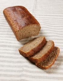 Barley flour – curd cake (karask)