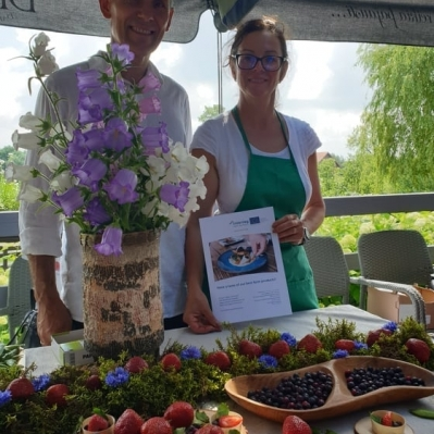 Developing B2B sales between local farmers, small producers and the Horeca sector
