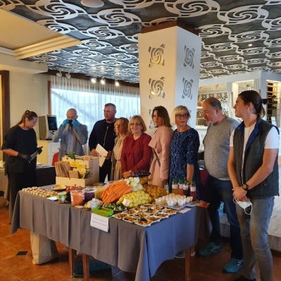 Are the farmers ready to develop the B2B sales in Lithuania?